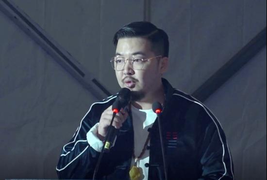 嘉年华之剧本推理游戏颁奖典礼在西影园区吴天明广场盛大举行
