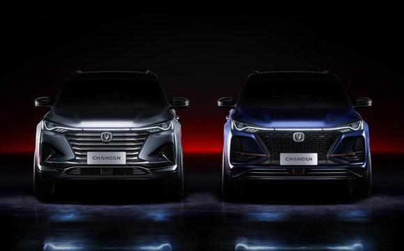 长安全新SUV定名CS75 PLUS 采用两种设计
