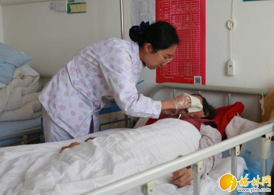 榆林技能之星 高新医院老年护理科刘媛