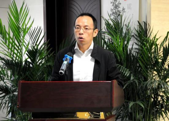 西安2018年新登记第35万户市场主体西安华讯方德博信投资管理合伙企业董事张博发表感言