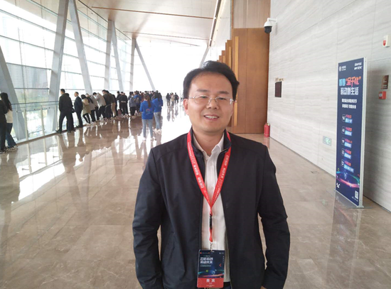 无锡众星微系统技术有限公司副总经理刁永翔