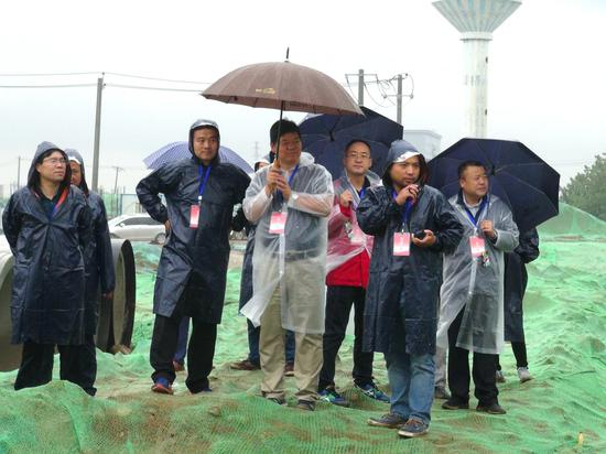 西安国际港务区全力推进新筑铁路综合物流基地建设