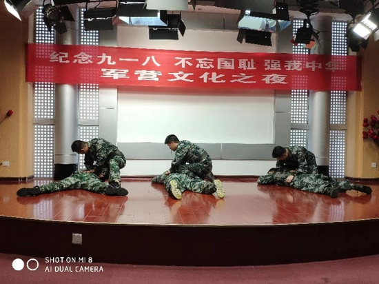 延长石油集团进行反恐怖防范业务培训