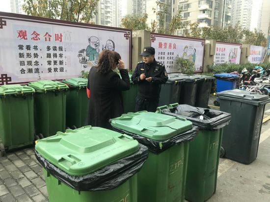垃圾分类全民共治 病媒防制全民参与