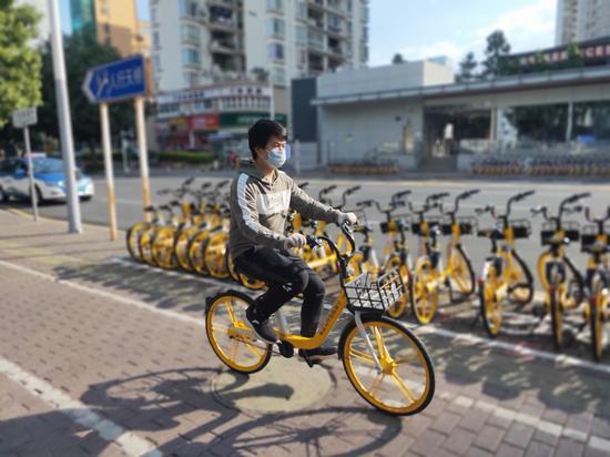 """美团单车发起""""复工骑行周"""" 新老用户可免费领骑行卡"""