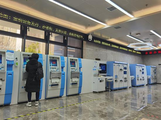 西安曲江:不和税务人员见面也可以办理涉税业务