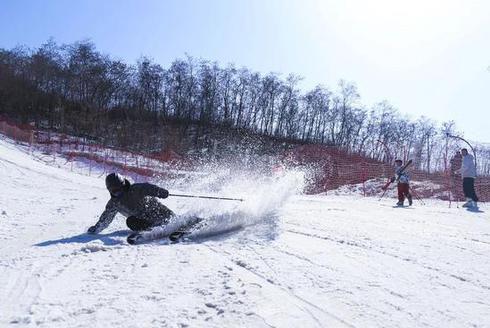 滑雪,你一定不能错过
