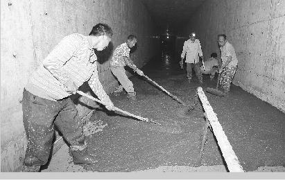 宝鸡建成首个地下综合管廊 长1.8公里投资7000余万