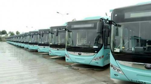 宝鸡多条公交线路将换新车 为新能源客车