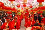 陕西移动发布春节大数据报告:春节297万人出游