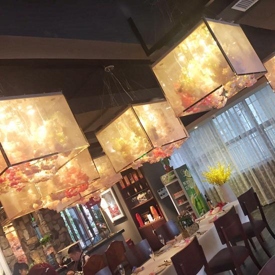 花房姑将复合式餐厅图片