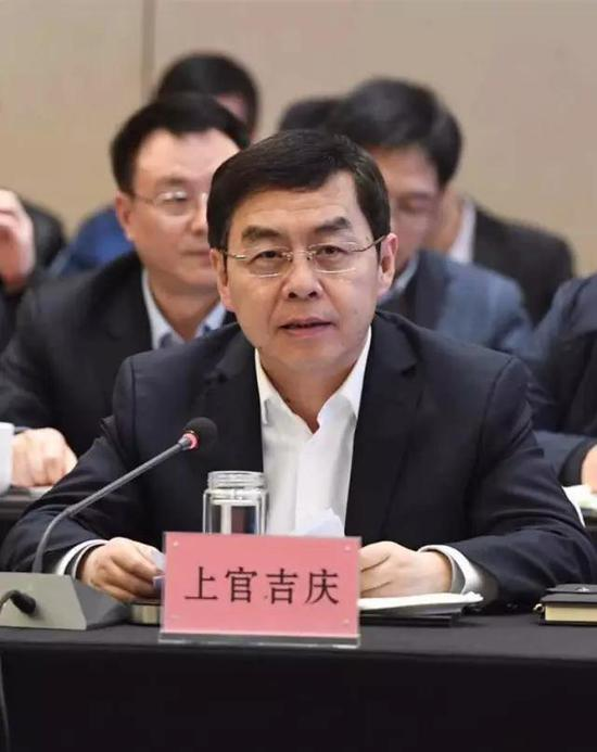 |市长上官吉庆|