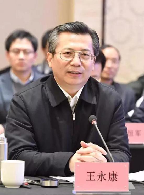 |市委书记王永康|