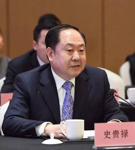 |全国工商联副主席、陕西荣民集团董事长史贵禄|