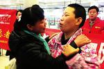 妹妹被拐13年终于回家了 久别重逢姐妹俩相拥而泣