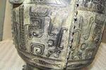 安康一工地发现四件汉代文物 移交安康博物馆收藏