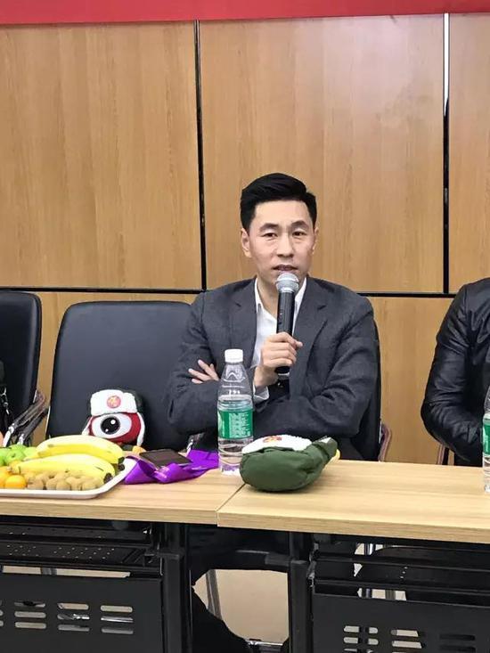 陕西省青年企业家协会会长 崔程发言