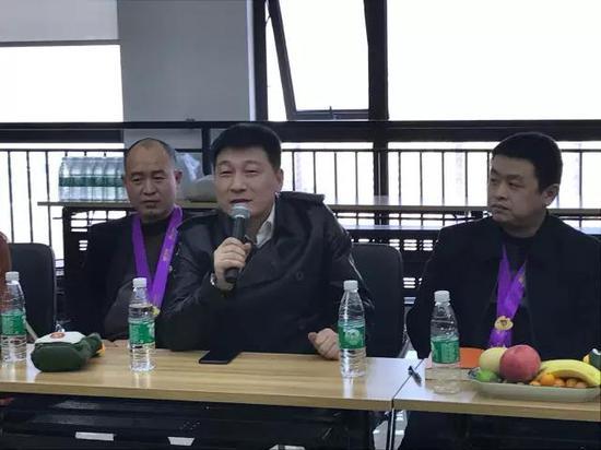 西安艾特文化创意产业股份有限公司董事长 李俞兵发言