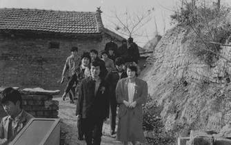 实拍陕西各地37年婚礼变迁 彩礼一路涨