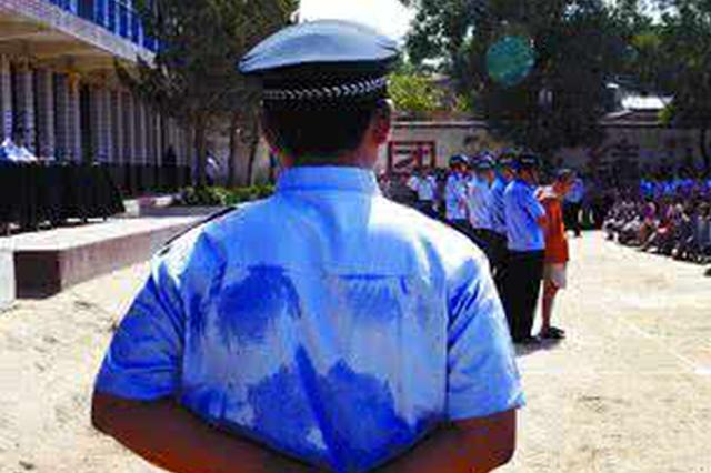 陕西高温预警发布 中考期间西安最高气温35℃