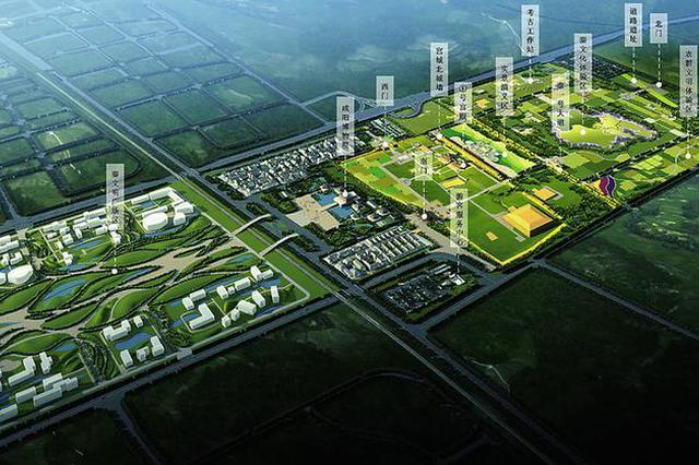 """西咸新区规划建设国家公园 将成为大西安的""""中央公园"""""""