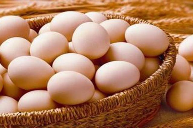 高温蛋价涨绿豆需求大 鸡蛋逼近4元
