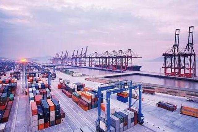 陕西上半年外贸进出口保持高速增长