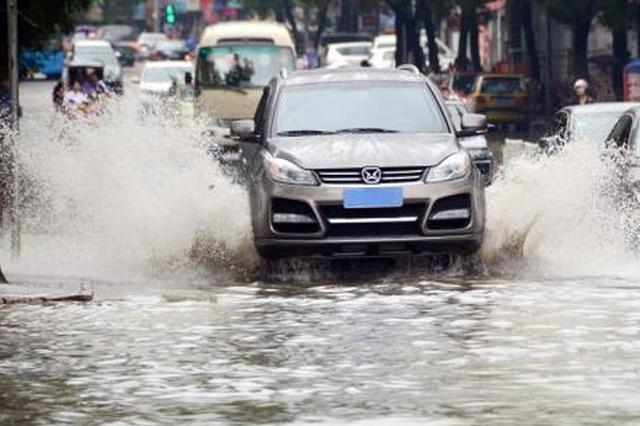 强降水将再袭陕北 国家防总已经派驻工作组