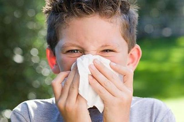 男童鼻子流脓4年家长以为鼻炎 医生取出2厘米长石子