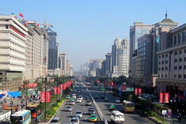 网友评出西安最晒街道 能遮凉遮阴的大树去哪了?