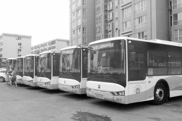 百辆新公交车投入使用 咸阳公交迈入新能源时代