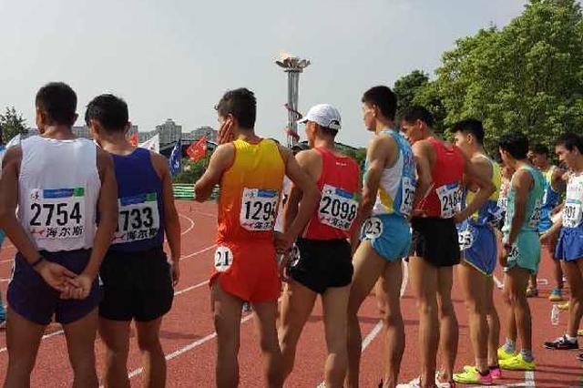 第十三届全国学生运动会闭幕 陕西运动员创佳绩