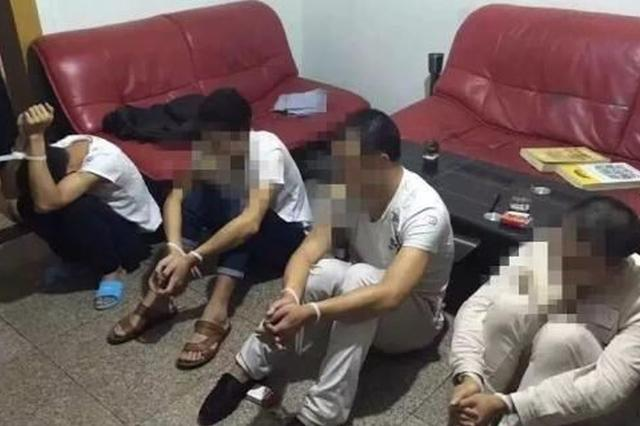 西安警方一个月出动警力6938人次 查获传销人员3062人