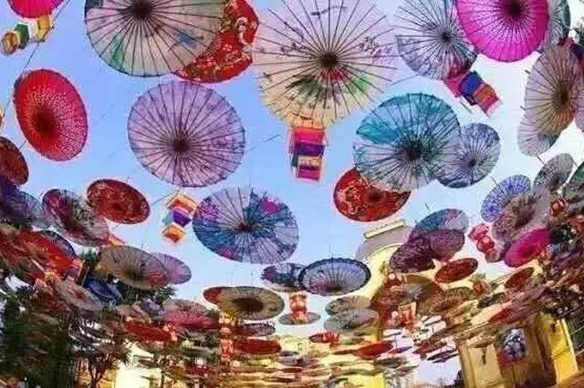 """""""十一""""相约华山御温泉 撑开白蛇传奇的油纸伞"""