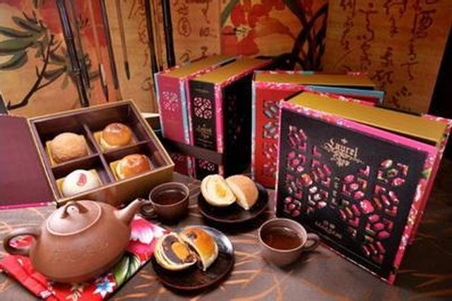 月饼礼盒内装茶具红酒 商家心思多消费者更理性