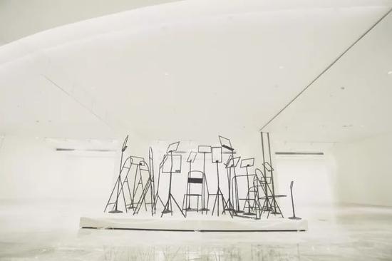 艺术展览空间图片