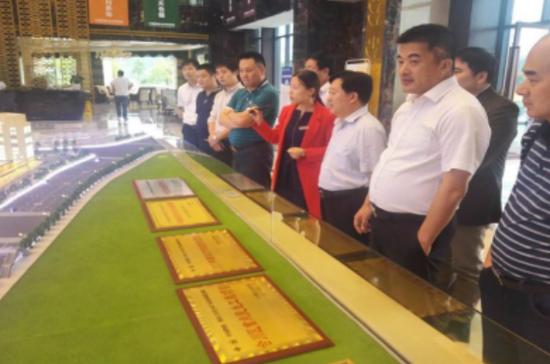 临潼区赴北京、重庆等地考察农产品电商项目