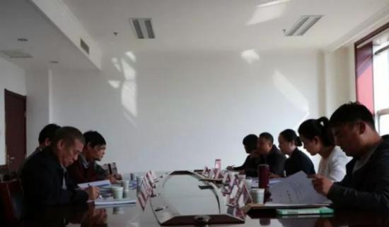 鄠邑区召开2017年度农村集体产权制度改革示范试点项目评审会