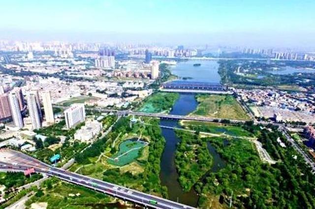 """灞桥区大力实施""""一点一策""""治堵 优化路网保畅"""