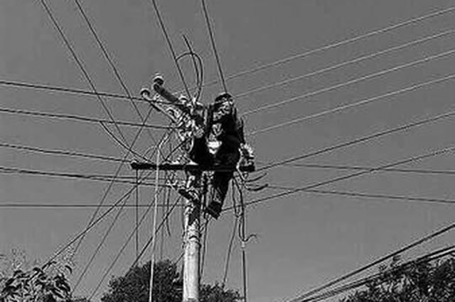 把最后一公里延伸到零公里 投资22万进行电力改造