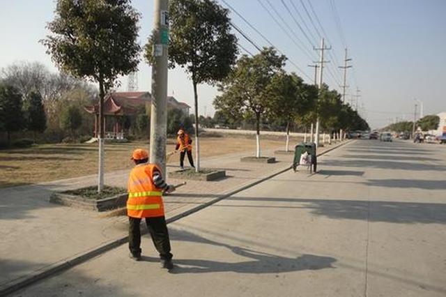 西安提升城乡保洁标准 路面垃圾20分钟内清除