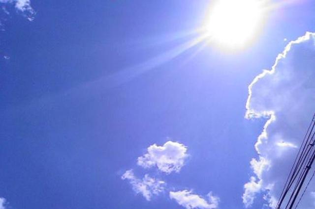 未来一周陕西以晴好天气为主 气温会出现明显回升