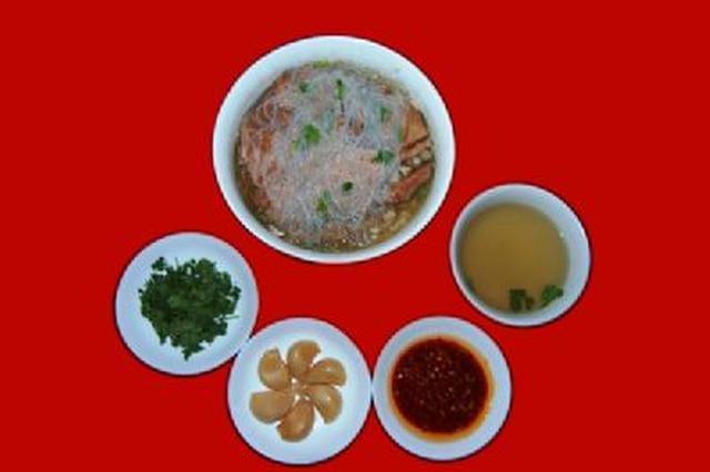 大荔水盆羊肉