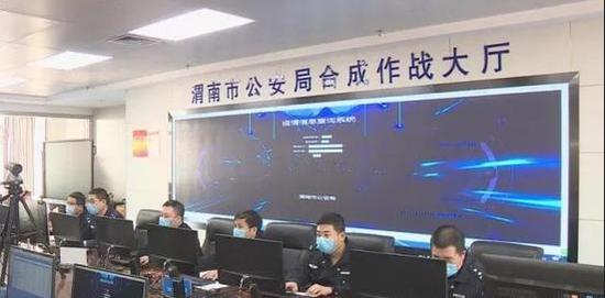 渭南市市长李毅在市湖人加时险胜骑士公安局检查疫情防控工作