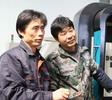 鲁智峰与杨凌共同奔跑奋斗