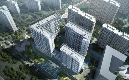 西安金辉明星项目金辉世界城,联手五大项目筑就美好生活