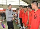 榆林青少年锦标赛篮球比赛闭幕