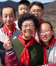 第六届全国道德模范呼秀珍老师