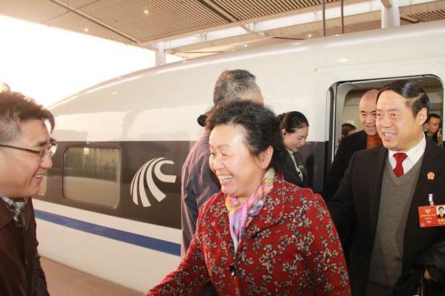 住陕全国政协委员回到西安 将传达贯彻好会议精神