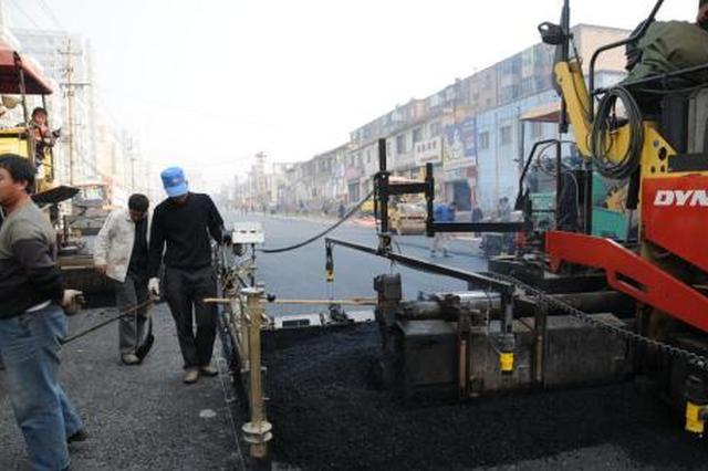 西影路-雁曲四路将进行封闭施工 工期共计120天